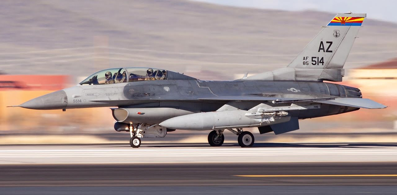 United States Air Force F-16D