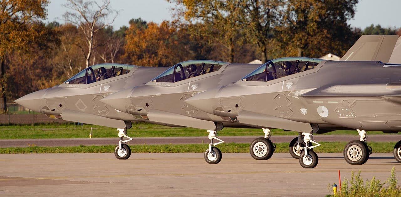 Royal Netherlands Air Force F-35A