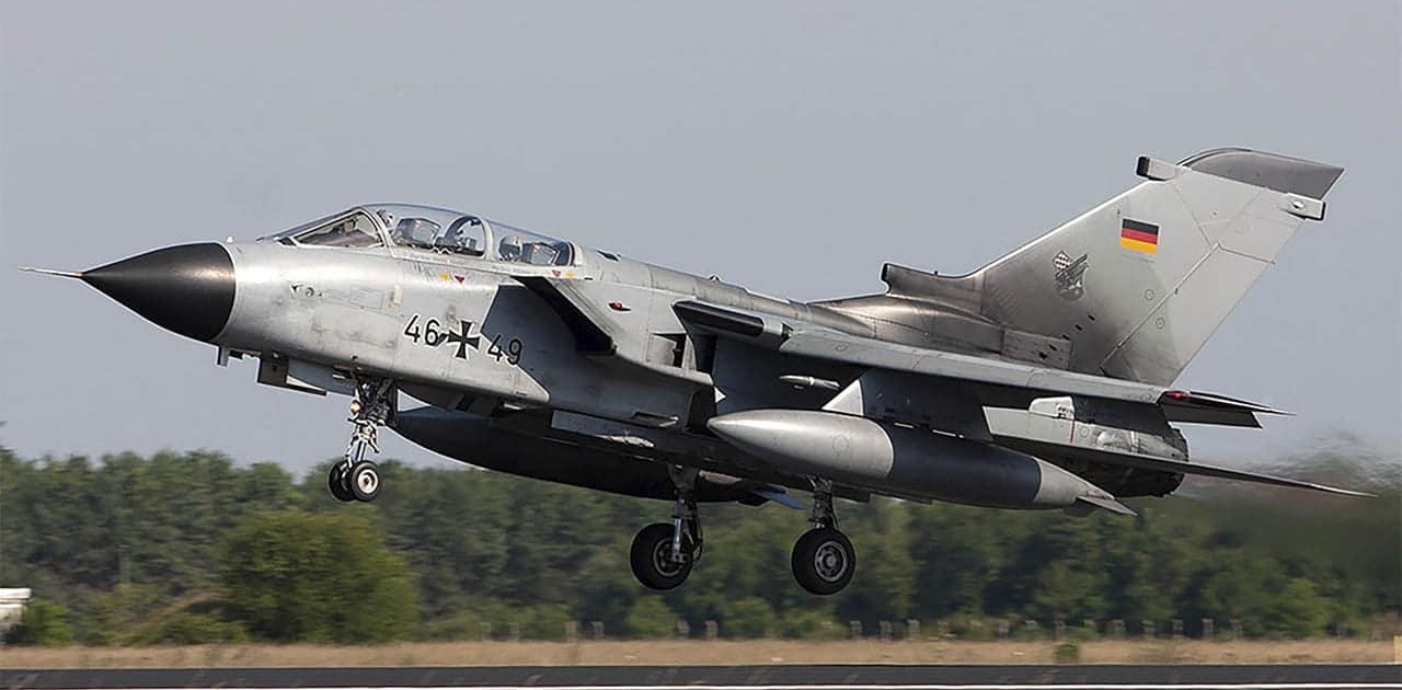 German Air Force Tornado.