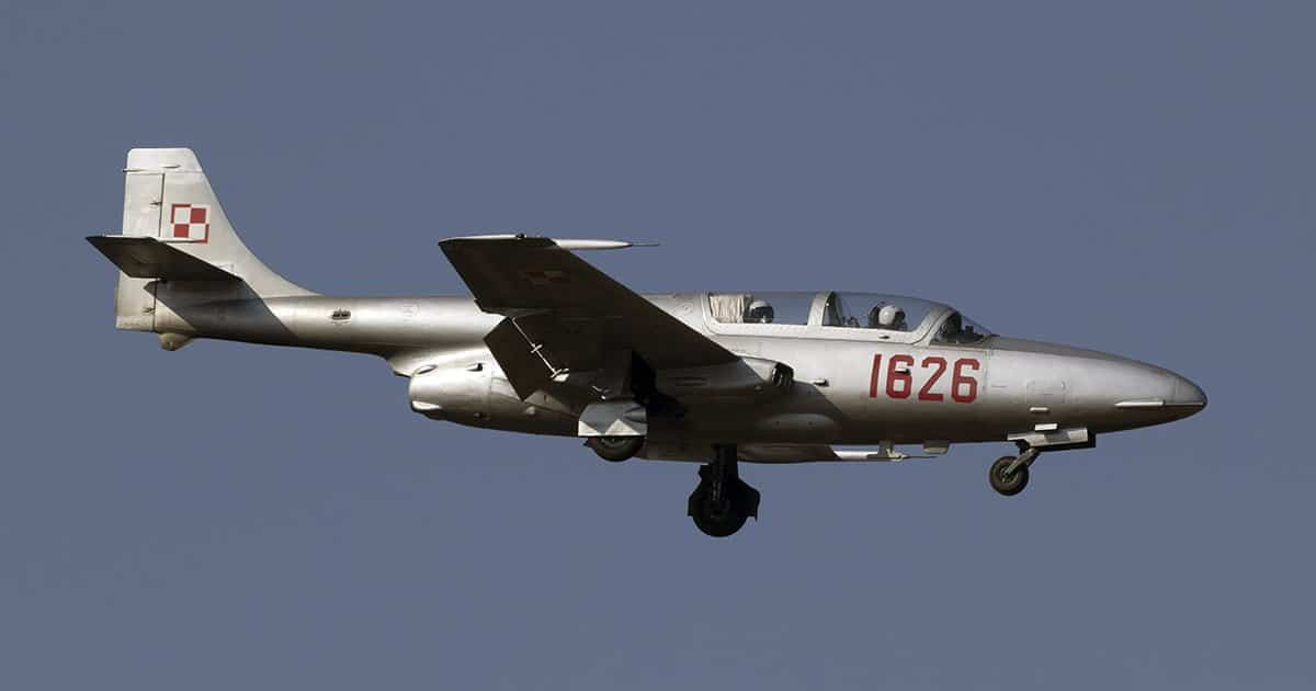 Polish Air Force TS-11 Iskra.
